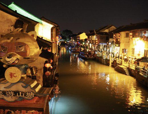 Suzhou- stare miasto
