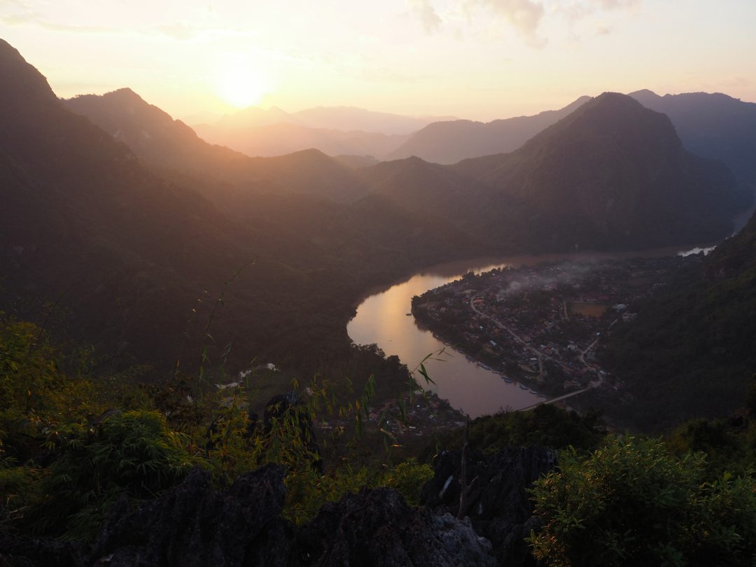 Nong Khiaw View Point