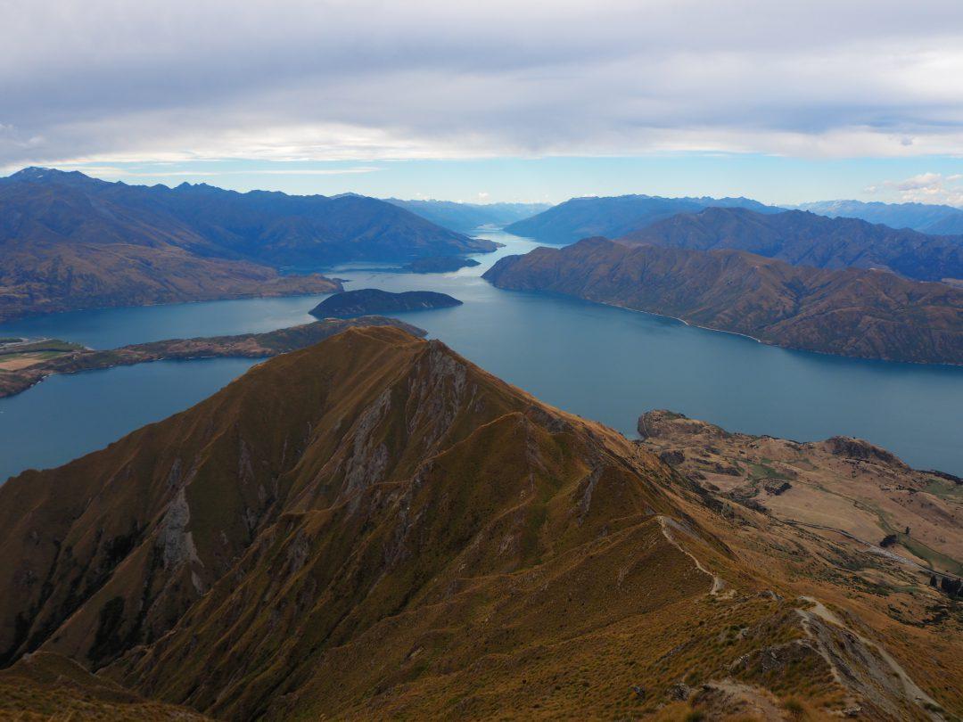 Roys Peak. New Zealand.