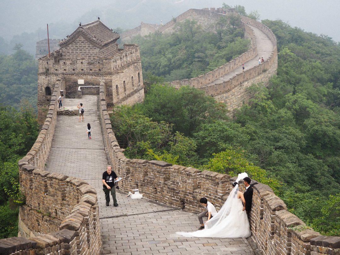 Mur Chiński. Pekin.