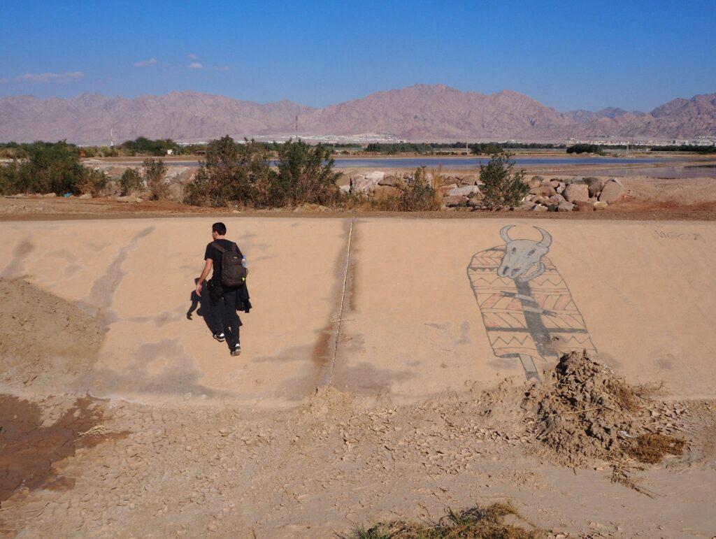 W drodze na granicę izraelsko-jordańską