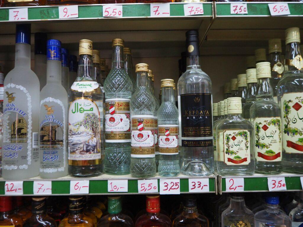 Alkohol w Jordanii
