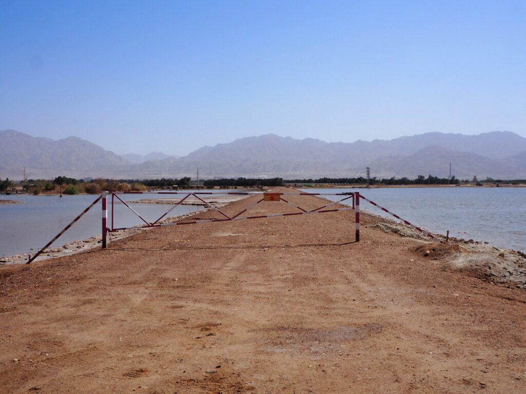 Jak dość na granice jordańską