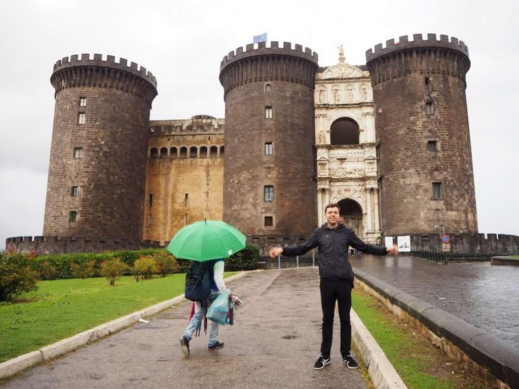 Castel Nuovo, znany również jako Maschio Angioino